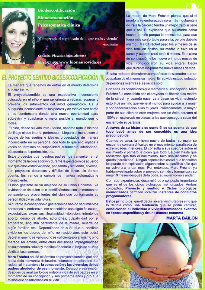 Biodescodificación proyecto sentido